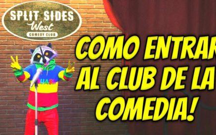 ¡COMO ENTRAR AL CLUB DE LA COMEDIA! GTA 5 ONLINE 1.41 - GTAV Online 1.41 - SIN AYUDA