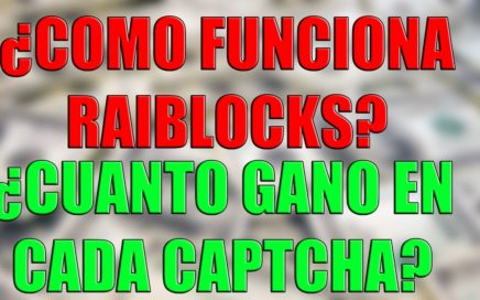 COMO FUNCIONA RAIBLOCKS   COMO GANAR DINERO CON ESTE SITIO
