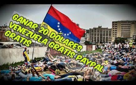 CÓMO GANAR 8 DÓLARES EN 40 MINUTOS GRATIS VENEZUELA