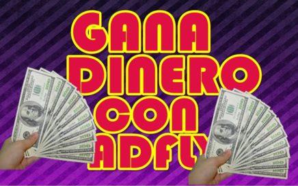 COMO GANAR DINERO CON ADFLY 2015----dinero facil