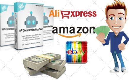 Como Ganar Dinero Con Amazon, Ebay y Aliexpress En 60 Segundos