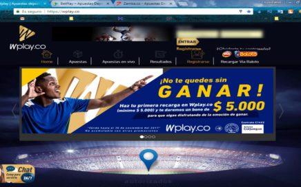 Como ganar dinero con apuestas deportivas - Seleccionando la pagina autorizada - You Tube Sport