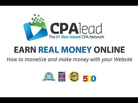 ¿Como ganar dinero con CPA? 4.200€ en 17 días - Como Ganar dinero ONLINE
