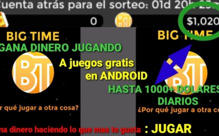 Como Ganar DINERO con el celular\//HOW to MAKE MONEY Daily with the cell phone\