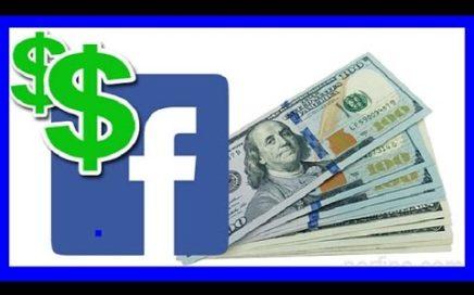 Como Ganar Dinero con Facebook 2017 | PRUEBA REAL