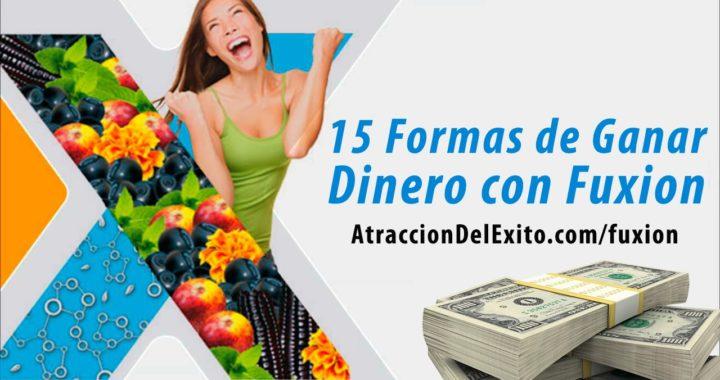 Como Ganar Dinero con Fuxion Multinivel