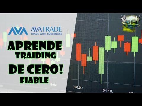 Como ganar dinero con trading aprende desde cero, Avatrade para principiantes!