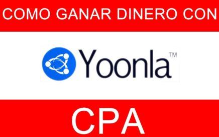como ganar dinero con yoonla cpa 2017
