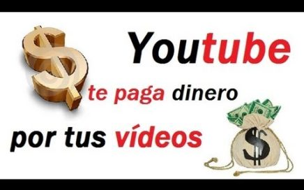 Como ganar dinero con Youtube - Ser Partner #SEOArticulo