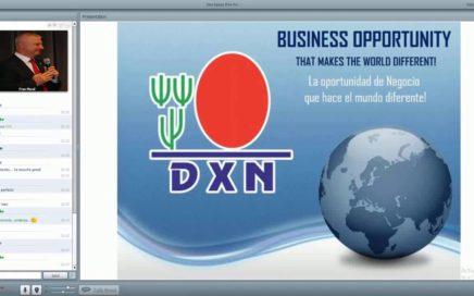 |COMO GANAR DINERO DESDE CASA!!  Conferencia Dxn por Fran Moral (Doble Diamante)