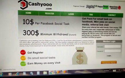 Como Ganar Dinero Desde Casa , En La Descripción Esta El Link De La Página