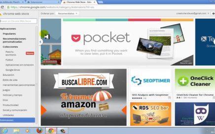 Como ganar dinero desde casa por Internet Tutorial SEO 5º Parte Del Curso