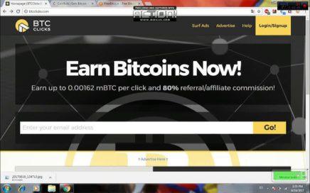 Como ganar dinero en internet  DINERO EXTRA BTCCLICKS COINBULB FREEBITCO