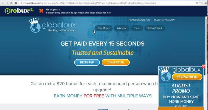 Como ganar dinero en internet gratis y cobrar al instante en |Paypal|