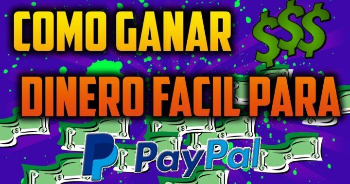 COMO GANAR DINERO EN PAYPAL (SEPTIEMBRE 2017) FUNCIONANDO