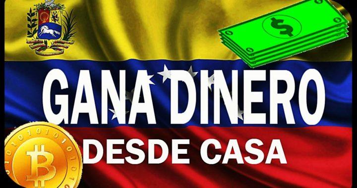 Cómo ganar dinero en Venezuela desde casa 2017