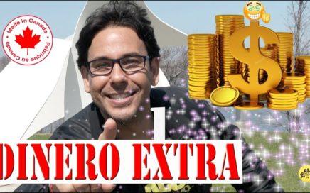 Como ganar dinero extra en Canada