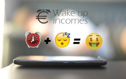 COMO GANAR DINERO FÁCIL CON EL MÓVIL   WAKEUP INCOMES