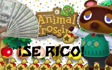 CÓMO GANAR DINERO FÁCIL EN ANIMAL CROSSING