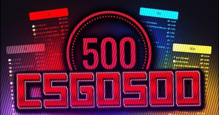 Como Ganar dinero fácil en CSGO500