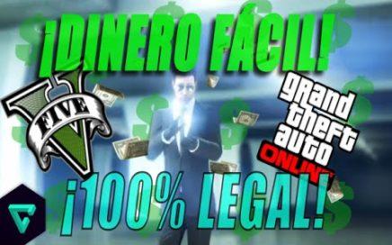 COMO GANAR DINERO FÁCIL (SIN TRUCOS) | GTA V Online | Grekk