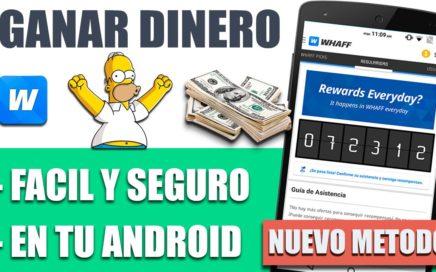 Como Ganar Dinero Fácil y Seguro en tu Android 2016