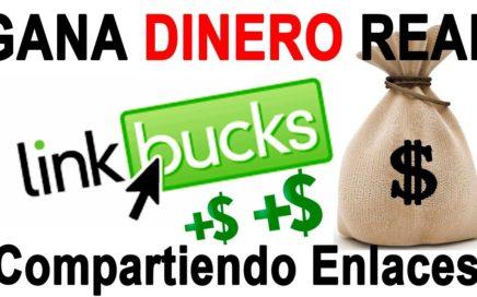Como Ganar Dinero GRATIS Con LINKBUCKS Como Funciona PASO a PASO