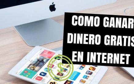 COMO GANAR DINERO GRATIS EN INTERNET - Método Fácil