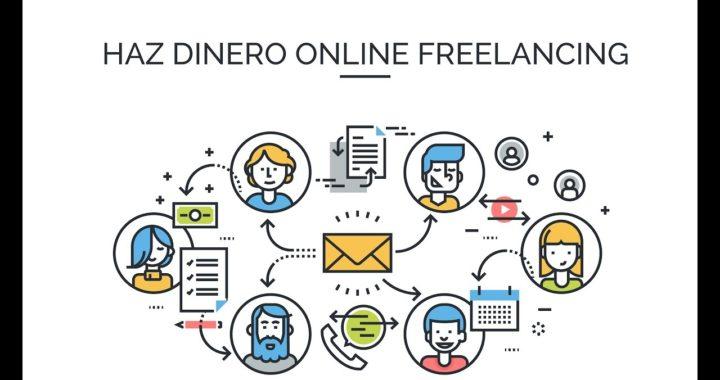 Cómo ganar dinero online como freelance