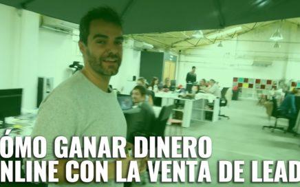 CÓMO GANAR DINERO ONLINE CON LA VENTA DE LEADS!! - #RomuTV Ep. 36