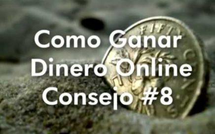 Como Ganar Dinero Online Consejo #8: REPLICAR