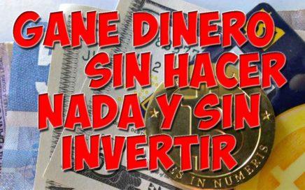COMO GANAR DINERO ONLINE | MINERIA EN LA NUBE | CRIPTOMONEDAS | DOLARES | BITCOINS | USD | BTC