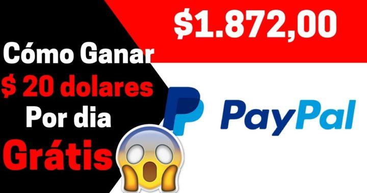 Cómo Ganar Dinero Paypal $20 Ilimitado - Prueba de Pago