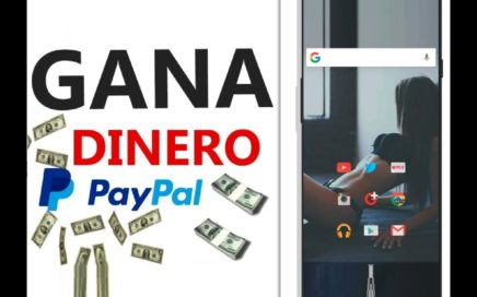 Como Ganar dinero por Internet 2017 |  GANAR DINERO PAYPAL COMPROBADO