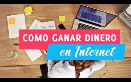 COMO GANAR  DINERO POR INTERNET FACIL Y SEGURO $50 AL DIA