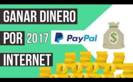 Como Ganar Dinero Por Internet. (GanaPremios). 100% Real.