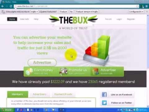 como ganar dinero por internet rapido y seguro viendo publicidad