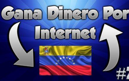 Como Ganar Dinero Por Internet [Valido Para Venezuela]!!! (Sin Invertir) Noviembre 2017!
