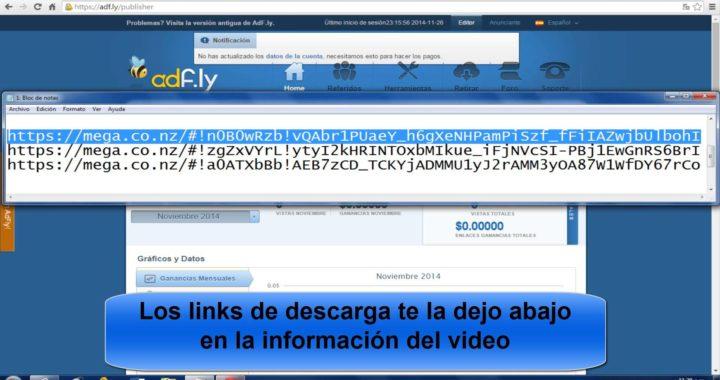 Como ganar dinero por internet y cobrar al instante + TRUCOS BIEN EXPLICADO!!!