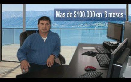 como ganar dinero rapido 2017 ( Ganados Mas de 100.000$ en 6 Meses)