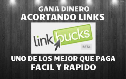 Como Ganar Dinero Rapido En Internet Con Linkbucks