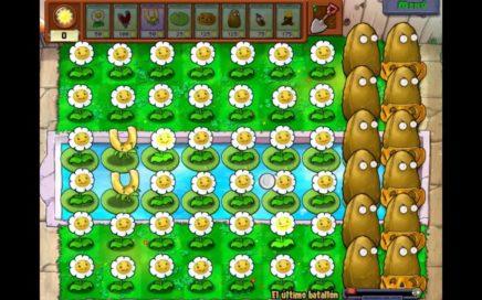 Como ganar dinero rápido - Plantas vs. Zombies