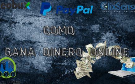 ¿Como gano dinero online? ¿como obtengo referidos rapido? Gana dinero para Paypal
