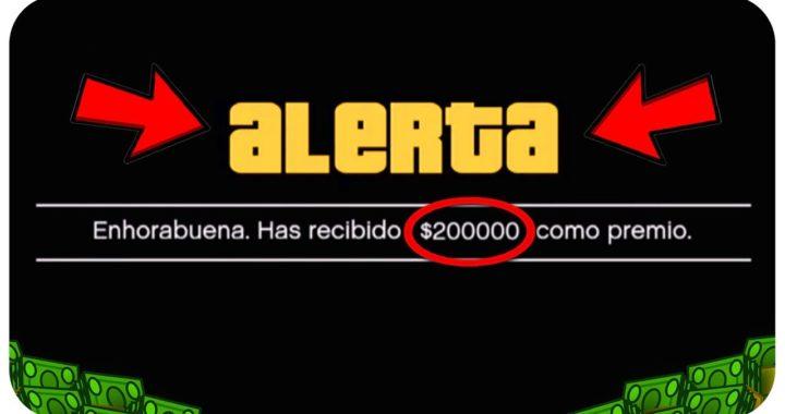 COMO HACER QUE ROCKSTAR TE REGALE MILLONES EN GTA 5 ONLINE!
