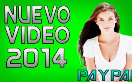 Como registrarse En Paypal sin tarjeta de credito y Ganar Dinero septiembre 2014