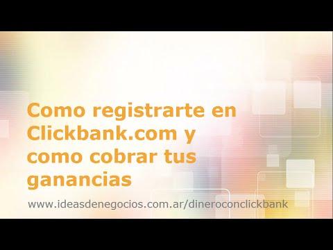 Como registrarse y ganar dinero con Clickbank y Facebook gratis