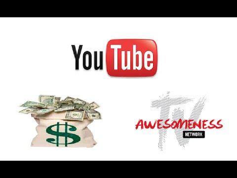Como se gana dinero con YouTube (Dedicado a Gamers Youtubers)