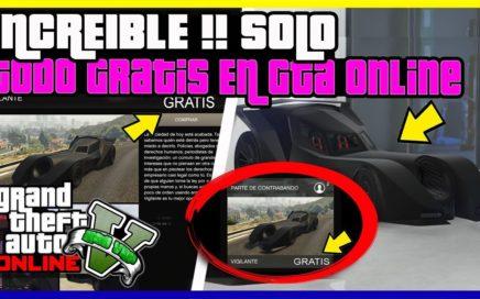 """COMPRAR TODO GRATIS INCREIBLE!! *SOLO SIN AYUDA* EN """"GTA V ONLINE"""" 1.41 PARA POBRES"""