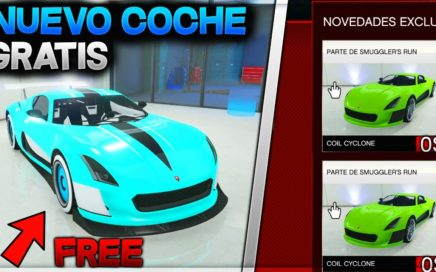 CONSEGUIR COIL CYCLONE GRATIS! DINERO INFINITO GTA 5 ONLINE 1.41