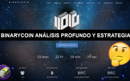 Criptomonedas Mas Rentables: BinaryCoin BRC